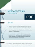 MERCADOTECNIA (Merchandising)