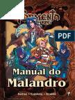 Tormenta RPG - Manual Do Malandro