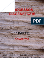 PROCESSOS DIAGENÉTICOS