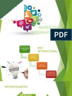 marketing internacional procesos de internacionalización
