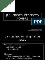 Jesucristo, Perfecto Hombre