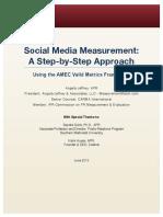 Social Media Measurement