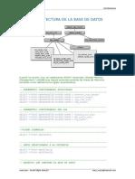 Leccion 1 Arquitectura de La Base de Datos