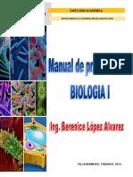 Manual de Biologia i _2013