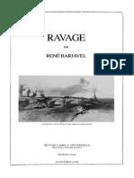 Barjavel Ravage