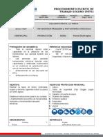 PETS- CF009- Herramientas Manuales y Eléctricas1