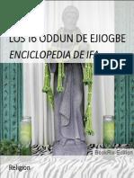 Los 16 Oddun de Ejiogbe