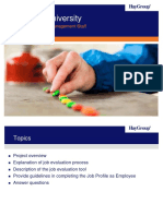 Hay Group Guide Chart - Profile Method of Job Evaluation