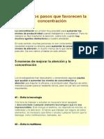 5 sencillos pasos que favorecen la concentración.docx
