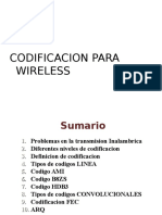 Codigos Wireless