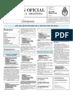 Boletin Oficial 03-06-10 - Tercera Seccion