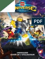 Lego Universe User Guide