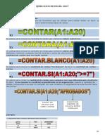 Ejercicios de Excel 2007 Basico 7
