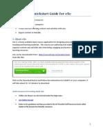 Quickstart Guide for EXe V3