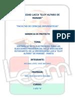 ANALISIS DE UNA EMPRESA ISP