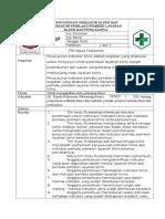 Penyusunan Indikator Klinis Dan Indikator Perilaku Pemberi Layanan Klinis Dan Penilaianya