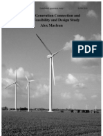 Network Integration of Distributed generation IPSA report