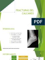 FRACTURAS CALCANEO