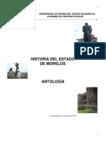 Ant. Historia de Morelos