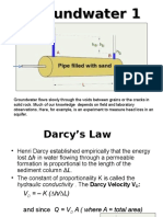 Lecture 19w Groundwater 1 Darcy Powerpoint (1)