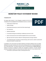 MBCA Monetary Policy Statement Customer Synopsis - September 2016.pdf
