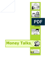 Money Talks- Financial Literacy for ESOL