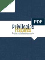 Privilegios fiscales