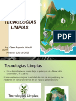 TECNOLOGIAS LIMPIAS