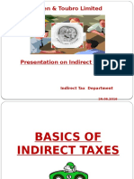 00 MMH IC Indirect Taxes