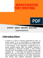 POLICE REPORT WRITING-LECTURE.pptx