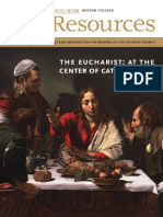 Euchcrist in Catholic Life