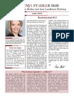 Newsletter Svenja Stadler 13 2016