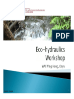 2016 04 28 a Eco Hydraulics Workshop