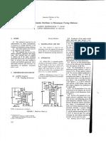 T 110-94 Moisture or Volatile Distillates in Bituminous Pav