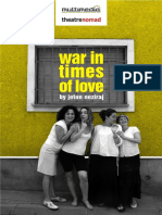 War in Times of Love ANG