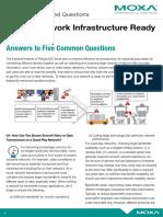 FAQ for IIoT Network Infrastructure 2016