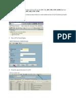Custom Tab in Delivery (VL01N) - Header - Item Level