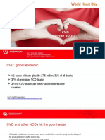 Presentation of Alice Grainger Gasser of World Heart Federation, in World Heart Day 2016 Webinar