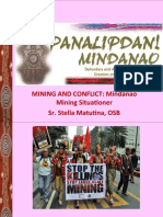 Mining and Conflict in Mindanao
