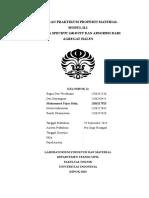 ANALISA SPECIFIC GRAVITY DAN ABSORBSI DARI AGREGAT HALUS.pdf