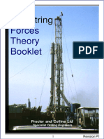 Drill String Forces Theory Booklet