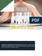 Ghid Carpatica