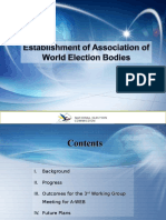 National Election Commission of Korea(1)