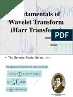 Wavelet Introduction