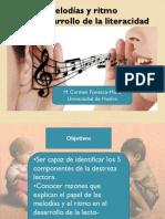 Melodías y Ritmo en El Desarrollo de La Literacidad