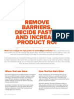 Jama Remove Barriers Decide Faster and Increase Product Roi PROD