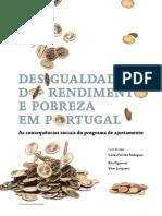 Desigualdade Do Rendimento e Pobreza Em Portugal