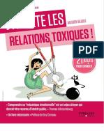 J_arrête Les Relations Toxiques
