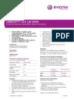 Varisoft222LM90-TDS-02.19.09.pdf