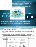 MICROLINFOTOXICIDAD EN PLACAS DE TERASAKI.pptx
